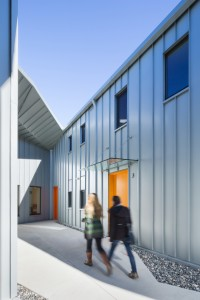 LWPAC- UBC DRCH - Courtyard
