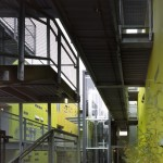 Interior Courtyard, ROAR_one, Vancouver, Canada